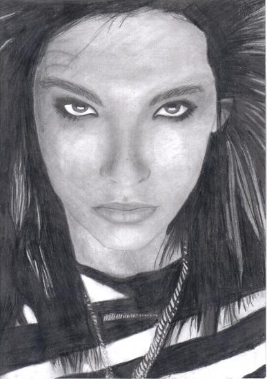 Bill Kaulitz par zuzia483